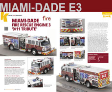 Miami-Dade Engine 3 - 9/11 Tribute