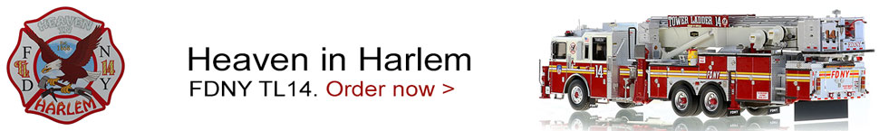 Order your Heaven in Harlem Tower Ladder 14 today!