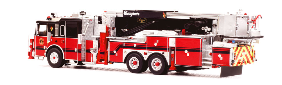 Seagrave 2016 Limited Edition Aerialscope is limited to 100 units.