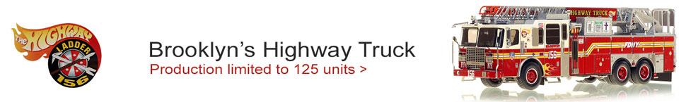 Order your Brooklyn Highway Truck Ladder 156
