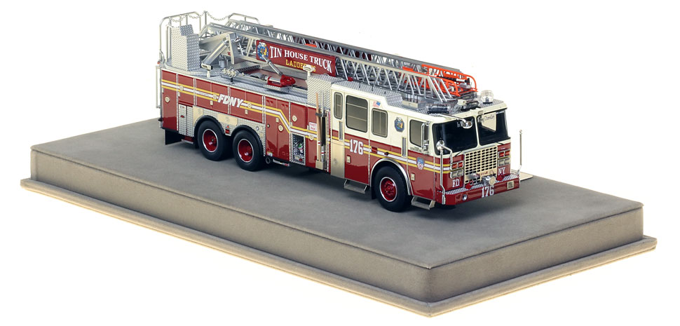 Order your FDNY Ladder 176 today!