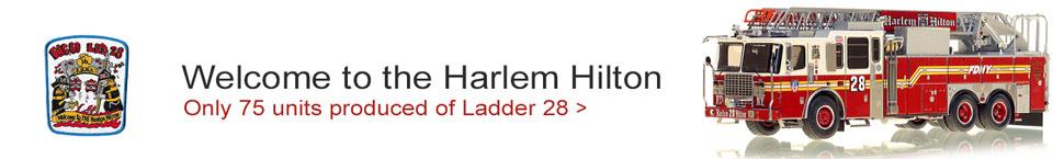 Order your Harlem Hilton Ladder 28 today!