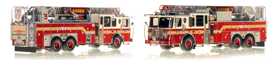 Manhattan's Recon Ladder 3 now available as a museum grade replica