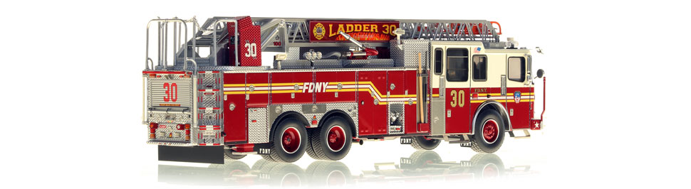 Production of Ladder 30 is limited to 50 units.