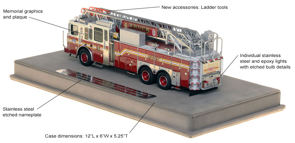 Order your FDNY Ladder 4 today!
