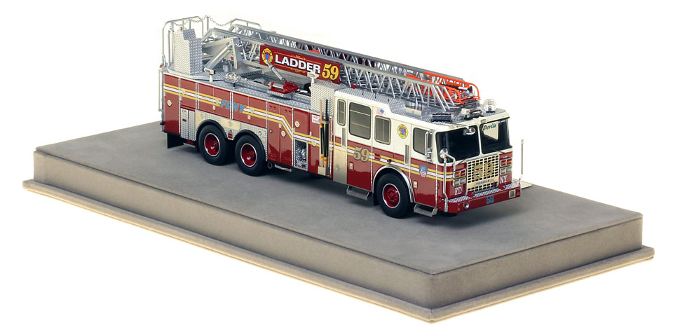 Order your FDNY Ladder 59 today!