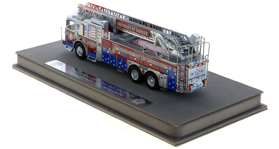 Order your #FDNY150 scale model today!