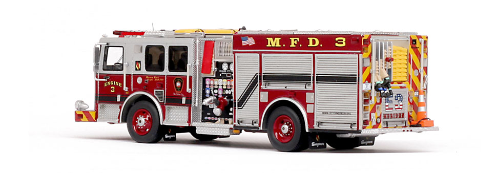 Meriden Engine 3 is limited to 150 units.