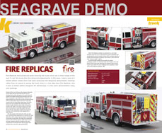2017 Limited Edition Seagrave Demo review