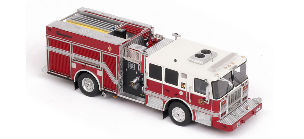Order your Seagrave Limited Edition Marauder II Engine today!
