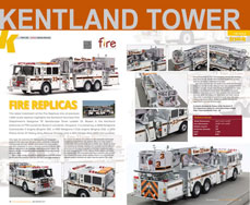 Kentland Tower Ladder 33