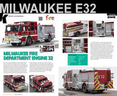 Milwaukee Fire Department Engine 32
