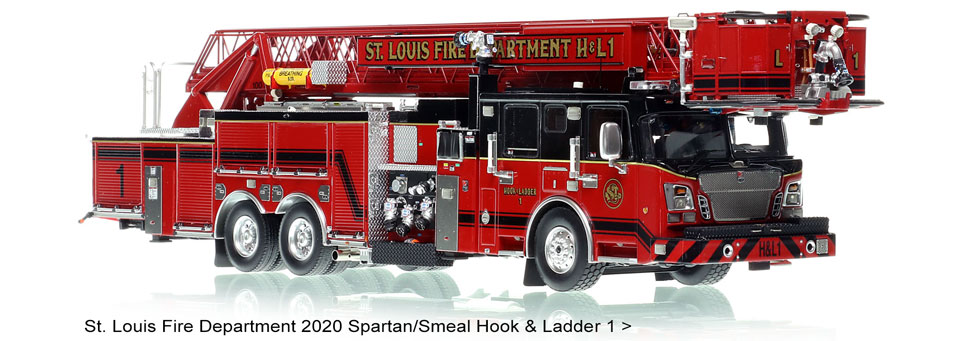 Order your 2020 St. Louis Hook & Ladder 1 today!