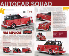 Chicago 1954 Autocar Squad