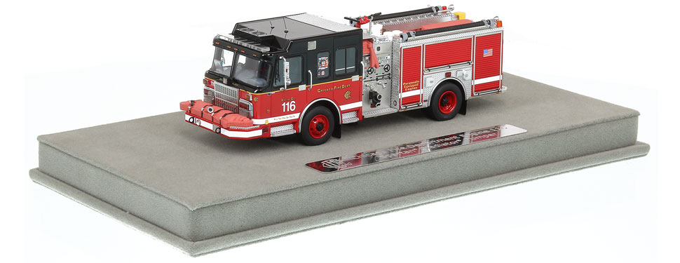 CFD Engine 116 includes a fully custom display case!