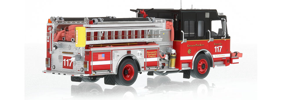 Authentic CFD Engine down to the smallest details.