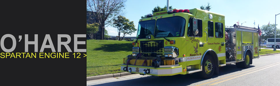 See Chicago O'Hare's Spartan Engine 12 scale model