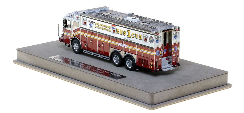 Order your FDNY Rescue 1 today!