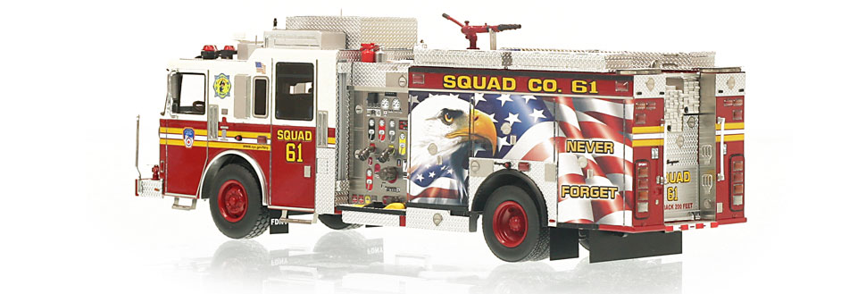 FDNY Squad 61 is limited to 300 units.