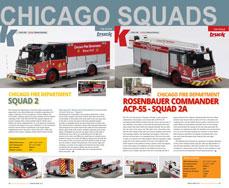 Chicago Rosenbauer Squads