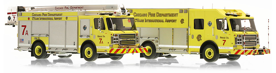 Each CFD Squad 7 set is limited to 200 units.