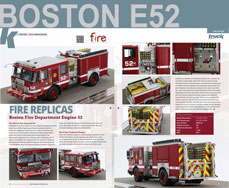 Boston Fire Department Engine 52