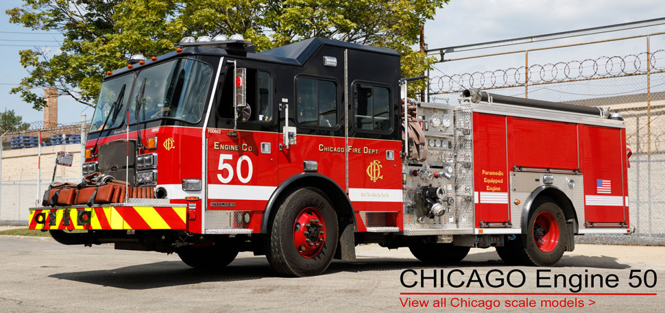 See all Chicago scale models