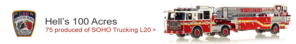 Manhattan's Ladder 20 is limited to 75 units. Order yours today!