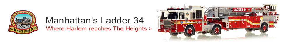 Order your Manhattan Ladder 34. Only 50 produced!