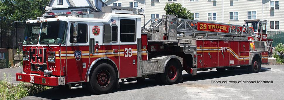 FDNY Ladder 39