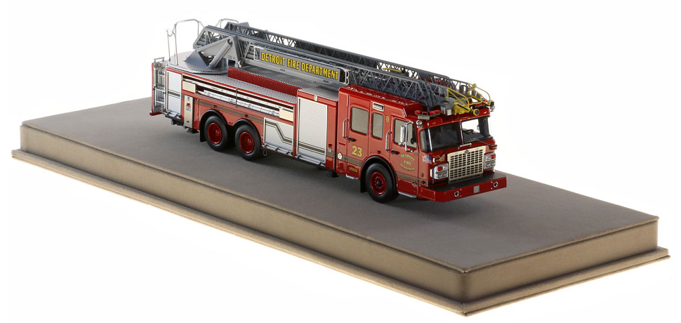 Order your Detroit Ladder 23 today!