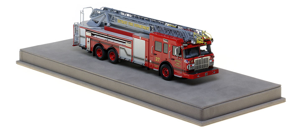 Order your Detroit Ladder 27 today!