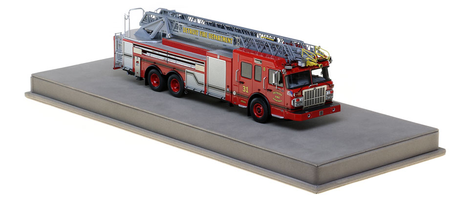 Order your Detroit Ladder 31 today!
