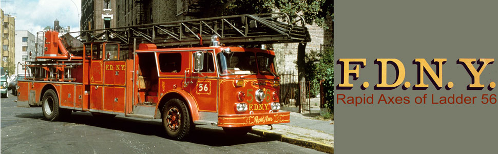FDNY 1974 Seagrave Phone Booth 100' Ladder 56