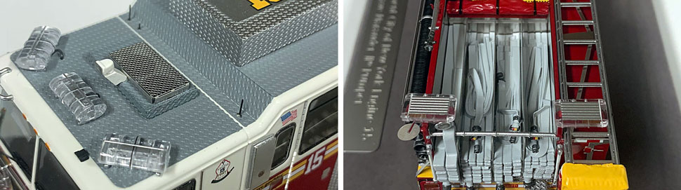 FDNY Seagrave Engine 15 close up pictures 7-8