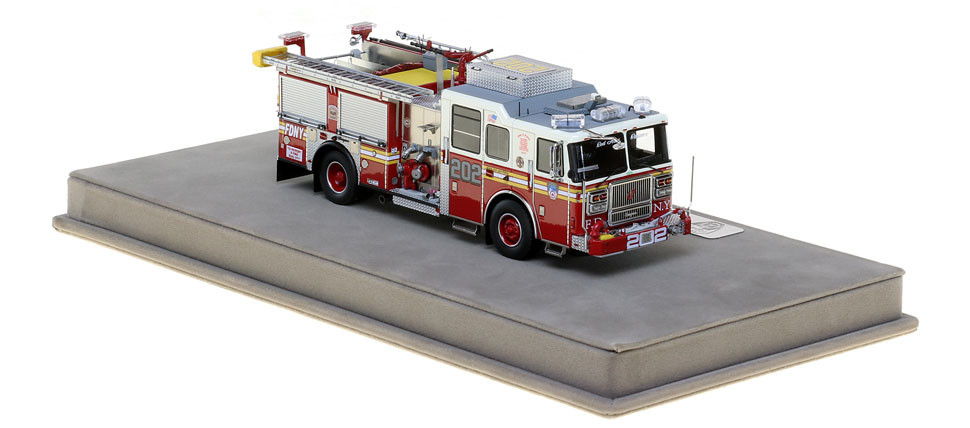 Order your FDNY Engine 202 today!