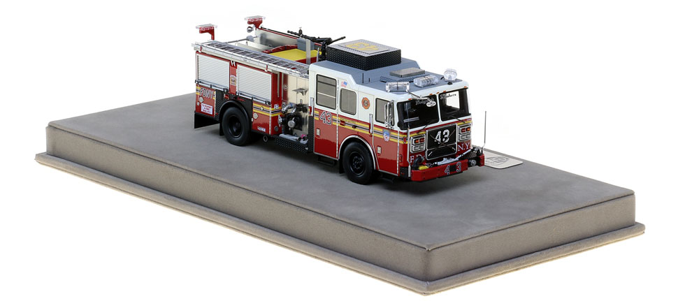 Order your FDNY Engine 43 today!