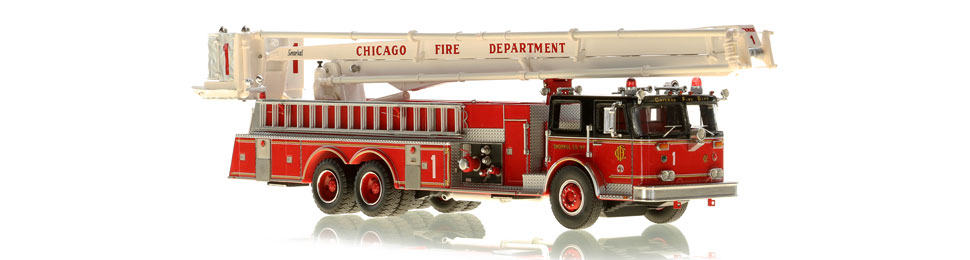 Chicago Fire Department Snorkel 1 is limited to 250 units.