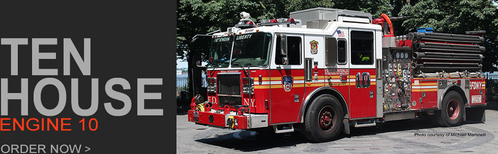 Order your FDNY Ten House Engine today!