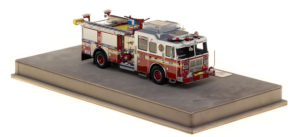 Order your FDNY Engine 34 today!