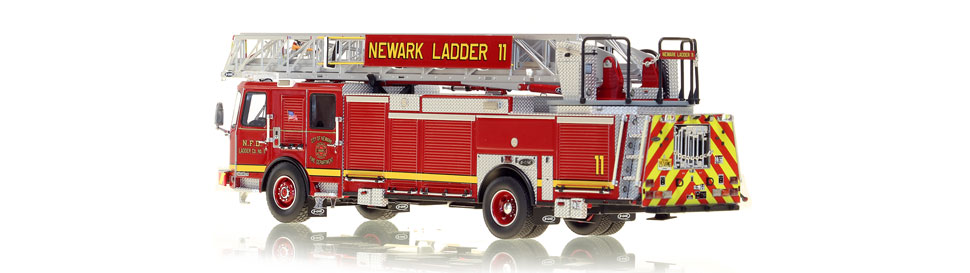 Only 75 units of Newark Ladder 11 produced.