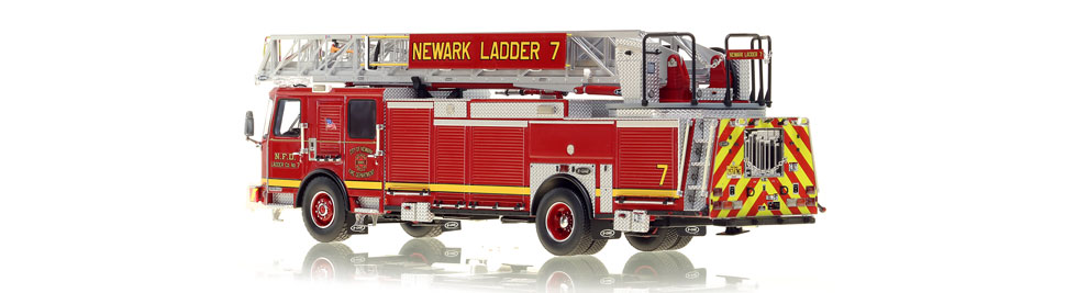 Newark Ladder 7 is museum grade