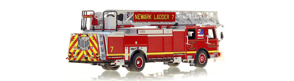 Only 75 units of Newark Ladder 7 produced.