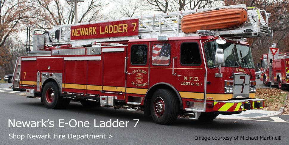 Shop Newark Fire Department scale models