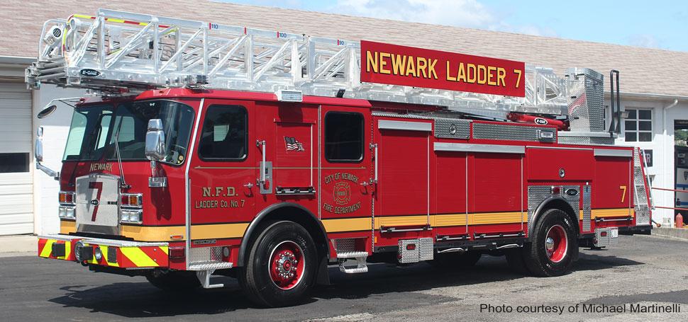 Newark Ladder 7