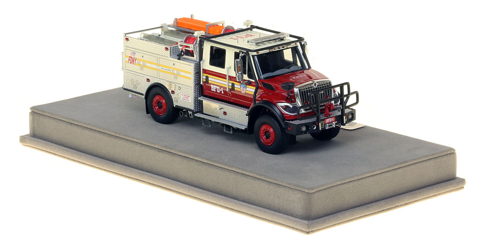 Order your FDNY BFU 1 scale model today!