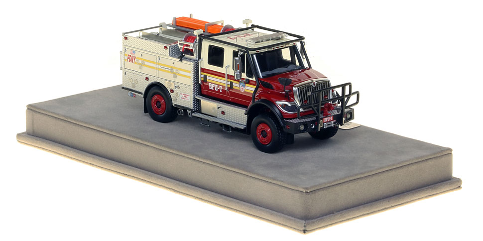 Order your FDNY BFU 7 scale model today!