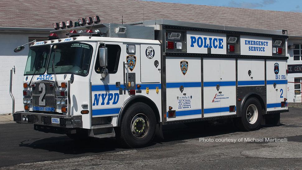 NYPD ESS 2
