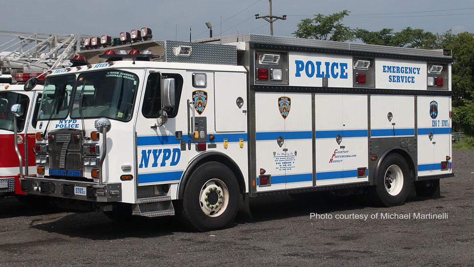 NYPD ESS 7