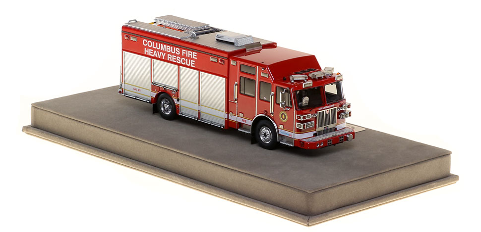 Order your Columbus Sutphen Rescue today!